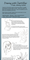 Drawing Tutorial by ClearWillow