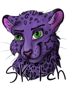 Skitch Badge Commission by Addictivemind