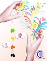 Love Hands by Trudooms