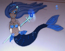 Contest of OC turn into mermaid by Jahpan