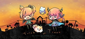 [ Foxmi Style ] *Happy Halloween* by Foxmi