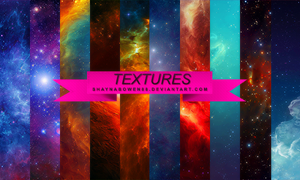 Galaxy Textures by itsshayyy
