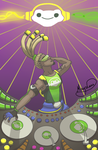 Overwatch Lucio by May-Lene