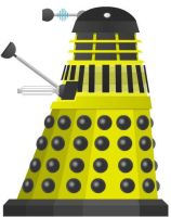 dalek guard cclassic style by hitch-232
