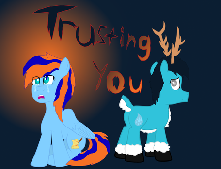 Trusting You Cover Image by SapphireHarmony13