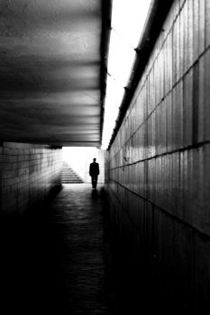 Just Walk Away by Eagle-Photography