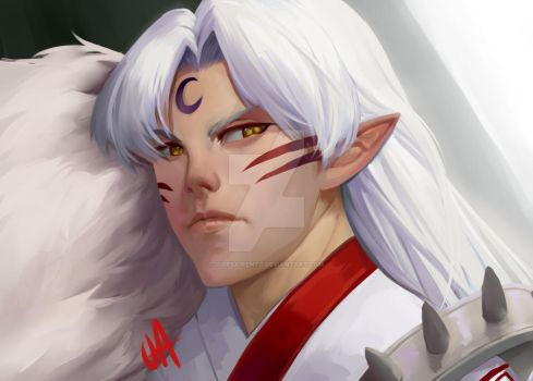 Sesshomaru request by LiorSairento