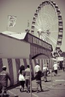 A Day at the Fair by Zer0s0phT
