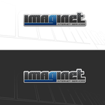 Imaginet Logo Idea by yourTwin