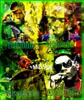 Dancehall poster by Chromone