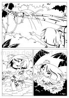 Jungle Girl Page 4 of 6 by mashi