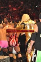 Raw after WM25 32 by boomboom316