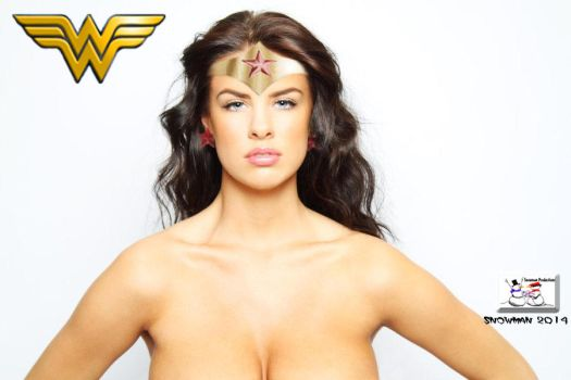 Wonder Woman - Recast by TheSnowman10