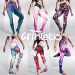 Hand drawn leggings anyone? :D by karby-licious