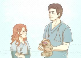Teddy Bear Doctor by ass-butt