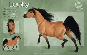 Lucky - reference 2010 by Aomori