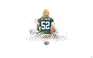 Clay Matthews by witnessGFX