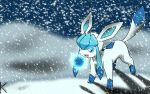 Glaceon Wallpaper by Kage-Kaldaka