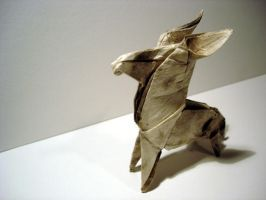 origami mouse by dragonfish on deviantart