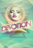 devotion poster by sounddecor