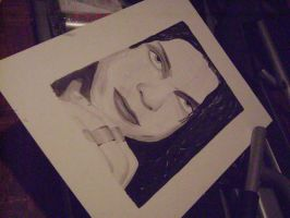 Ville Valo Painting by mysummerwine