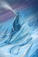 A Cold Encounter by CLB-Raveneye