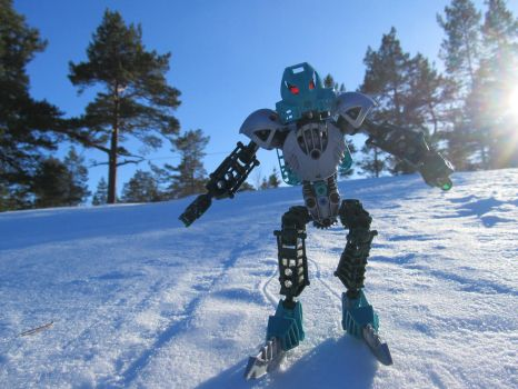 Toa of Air skiing by Shockwave999