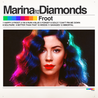 Marina and the Diamonds - FROOT (The Weeknd Style) by ColourCrayon