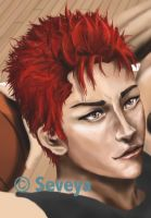 WIPs Sakuragi Is Back by Seveya