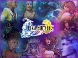 FFX by LoveLoki