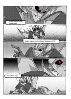 Faces of a bipolar Seeker- TFP Starscream by YukiOni