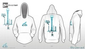 the Ultime Hoodie_Template_2012 by jiji82