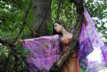 Carrie Anne in Silk 26 by LinzStock