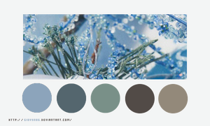 Color palette 013 by Giovyn86