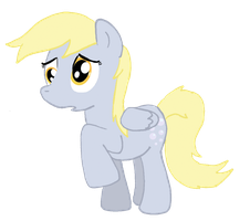 MLP:FiM - Derpy Hooves Favorite Muffin? by AJMSTUDIOS