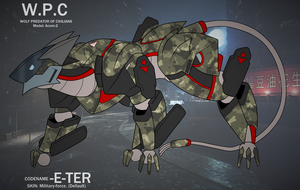 W.P.C- E-ter by SentinelWinder