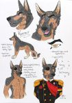 Kasimir studies by Huskypawz