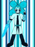 Zircon the Gem Slayer by Seraphic-Nephilim