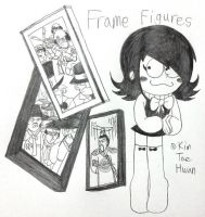 Frame Figures by komi114