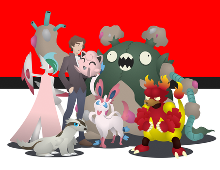 Pokemon 20th anniversary tribute by Mr-Greeley