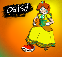 Smash Bros - Daisy Joins the Fight by Alter33
