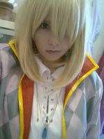 Howl Cosplay- Howl's moving Castle Cosplay by TisifoneCosplay07