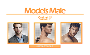 ||Models Male|| PNG by ExpertforLight
