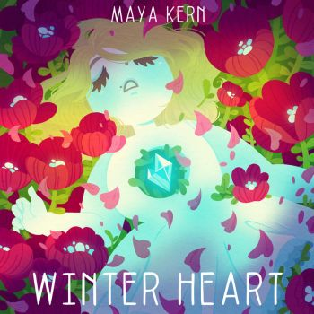 winter heart by mayakern