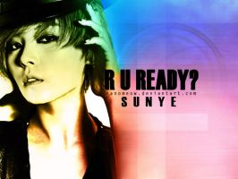 R U Ready? 2ND Sunye by nanomeow