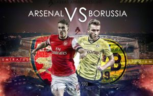 UCL Matchday. Arsenal vs. BvB- Home edition. by abbaszahmed