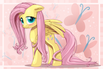 .. :: You Are Shy, Fluttershy :: .. by AnthoCat