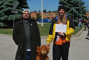 Jay and Silent Bob by Midnightsmoke