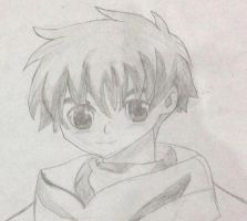 Syaoran by Fma--CodeGeass