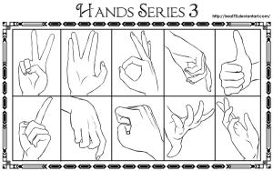 HANDS Series 3 by Kaoyux